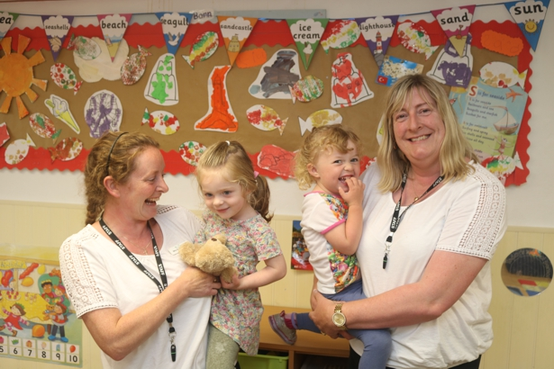 Manager and Team Leader at Cottam Nursery School